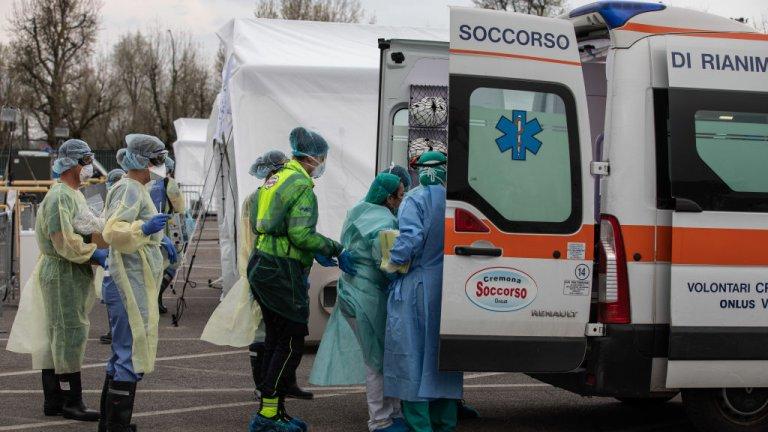 Според представител на организацията не трябва да се прави компромис с мерките срещу пандемията