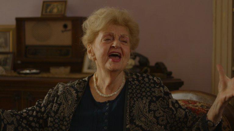 В сериала ще видим последната роля на прекрасната Татяна Лолова.