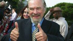 Актьорът е починал на 88-годишна възраст в дома си в Кънектикът
