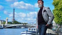 Французинът Филип Дюма е суперсекси, въпреки че е на 60 години. Или именно заради това?