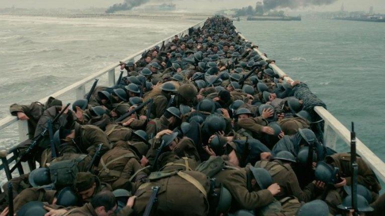 """В """"Дюнкерк"""" отново се оплитат няколко сюжетни и времеви линии"""
