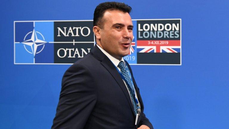 Той заяви. че следват примера на останалите страни от Балканите