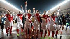 Млади, безстрашни и задружни - Монако е една от приятните изненади в Шампионската лига този сезон...