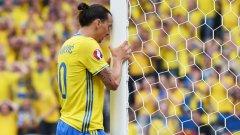 Златан Ибрахимович обяви оттеглянето си от националния отбор на Швеция