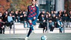 Талант зарязва школата на Барса заради Юнайтед