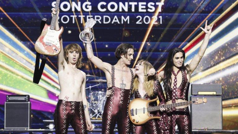 Евровизия иска метъл и жица, пичове! Стига толкова многострадални шансони
