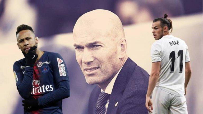 Солидната оферта на Реал Мадрид е била отхвърлена от ПСЖ