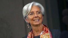 За първи път жена оглави Международния валутен фонд - това е досегашният финансов министър на Франция Кристин Лагард