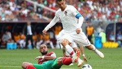 Роналдо вече има 4 гола на този шампионат и води при голмайсторите