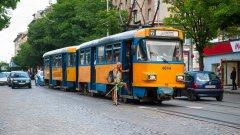 Вижте в линка по-долу как би изглеждала карта, която обединява всички видове градски транспорт в София