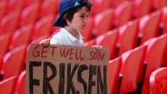 Лекарят на Дания: Ериксен си беше отишъл, но го върнахме с един шок на дефибрилатора