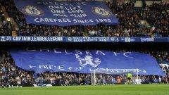 """В програма за мач от 2011-а на Челси, Еди Хийт е описан като """"невъзпят герой"""" на клуба в препратка към щаба на """"сините"""" от 70-те години на миналия век. Оказа се, че е бил педофил..."""