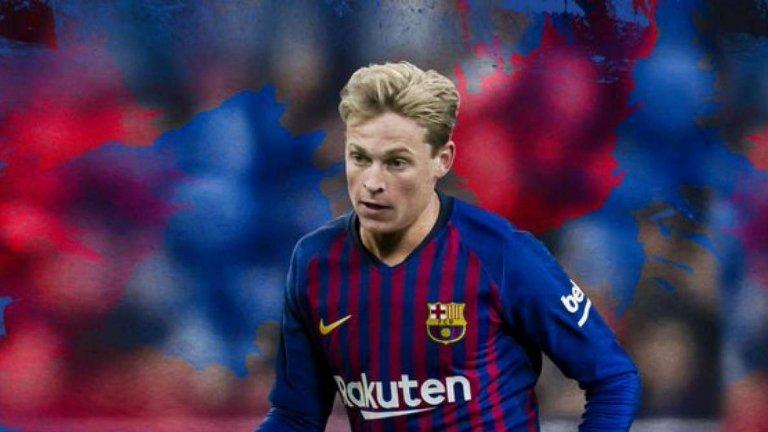 Де Йонг признава, че от Барселона са го искали отдавна и той е предпочел тях, макар че се е радвал на интересна на Тухел и Гуардиола