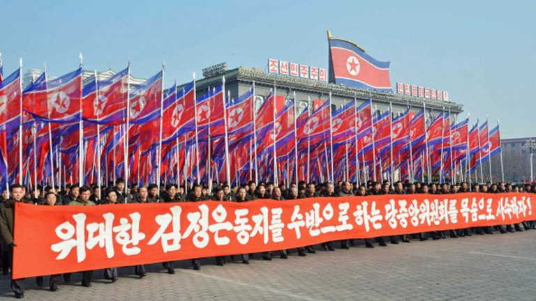 Само в репетициите за парада са участвали 10 000 военни