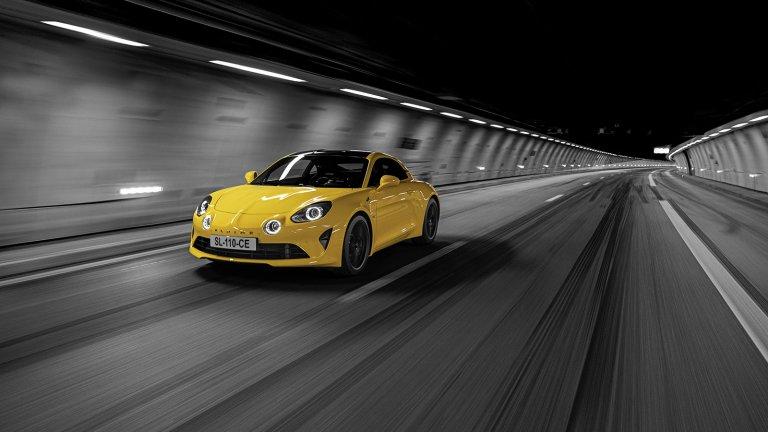 Renault Alpine гледа към бъдеще, изпълнено със спортни електромобили