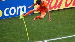 Хунтелаар вкара победния гол в голямата драма във Форталеза.