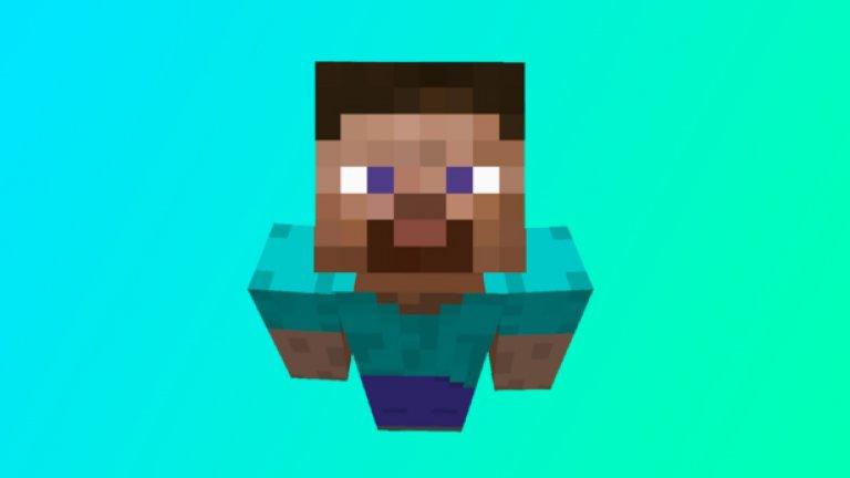 """4.Стив  Първа поява: Minecraft (2011)  Първоначално е наричан просто """"Играча"""" в ранните версии на Minecraft, но името Стив (понякога наричан и Стиви) е предложено от създателя на играта Маркус """"Notch"""" Персон просто като шега. """"Стив"""" обаче се оказва име, което лепва на човечето и с популяризирането на играта то става един от най-разпознаваемите персонажи във видеоигрите въобще. Minecraft е истински феномен, свален от повече от 100 млн. души по целия свят и закупен преди две години от Microsoft за 2.5 млрд. долара."""
