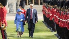 Двамата с Елизабет II са обсъдили сложността на Брекзит