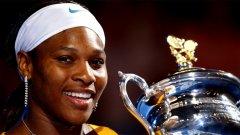 Американката е първата тенисистка с три титли от началото на сезона