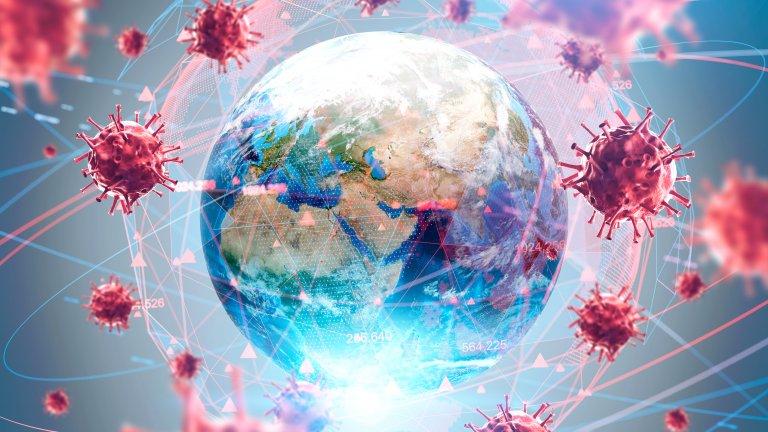 Масовият имунитет в световен мащаб може да бъде постигнат единствено чрез ваксиниране