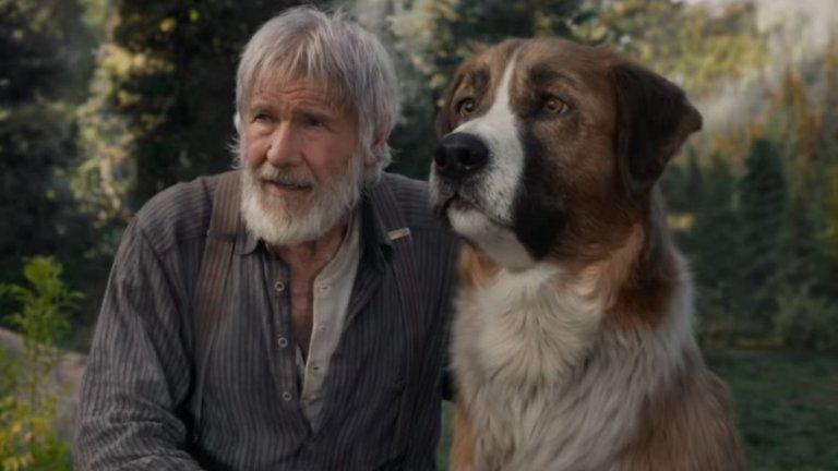 """""""Дивото зове"""" (The Call of the Wild)  Премиера: 21 февруари  Или една чудесна възможност да се върнете в детството си. Историята на кучето Бък оживява отново на екран в поредната адаптация на книгата на Джек Лондон. Бък е откраднат от дома си в Калифорния и се озовава в мразовития Юкон. Там пътят му се пресича с мъж на име Джон Торнтън (Харисън Форд) и двамата поемат заедно на приключение, при което Бък ще трябва да намери мястото си в света."""