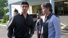 """Легендарният нападател на """"сините"""" Георги Иванов засега не е убедил, че притежава силни треньорски качества, с които да е по-добър от Ясен Петров"""