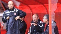 Откакто Милен Радуканов пое поста на старши треньор, отборът ЦСКА сякаш се прероди