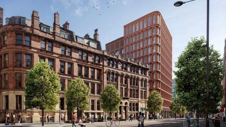 Новият хотел на Кристиано трябва да отвори през 2023-та.