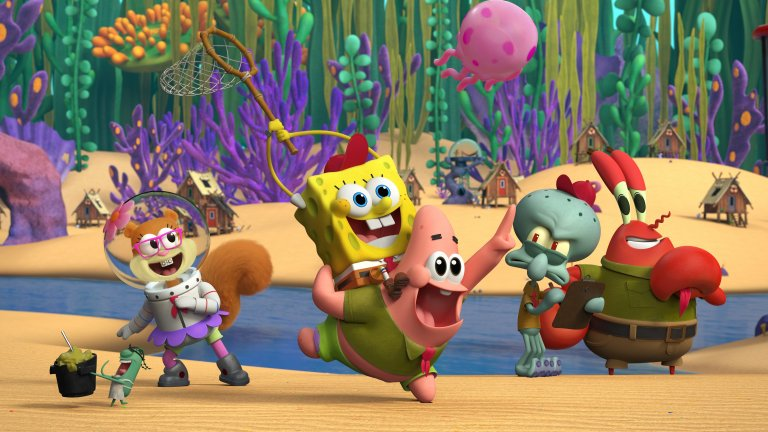 Kamp Koral: SpongeBob's Under Years (Paramount+) - 4 март Като сме на детска тематика - Спондж Боб Квадратни гащи идва с истории от времето, когато е бил в летен лагер. Още само 10-годишен, той е готов за приключения и за сключване на нови приятелства, които впоследствие ще се превърнат във важна част от неговия живот. Ако сте фенове на най-любимата гъба за миене на чинии в света, това е за вас.