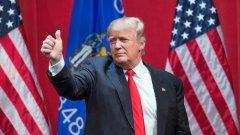 """Тръмп обяви, че здравето вече е """"тема"""" в изборната кампания, затова ще публикува информация за своето"""