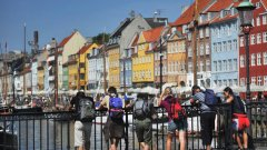 10. Копенхаген  Столицата на Дания се вмести в топ 10 на най-скъпите градове, след като за година успя да се предвижи 5 места напред.
