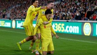 Ливърпул се препъна срещу новак в топ мача на сезона досега