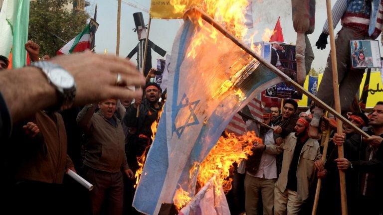 Защо Иран мрази САЩ и Запада