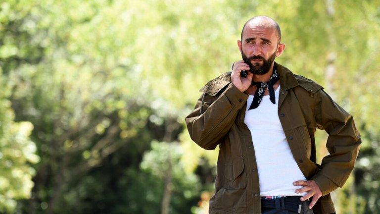 Христо Петков като Асен Чанов