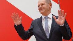 В Германия започват преговори за ляво-центристко правителство