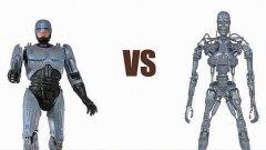 2013: Робокоп срещу Терминатор!
