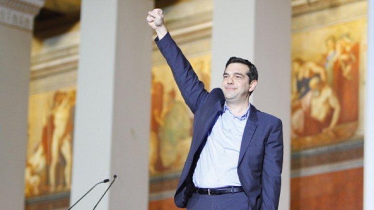 Гръцкият премиер не вижда мандат за скъсване на връзките с Европа