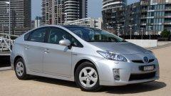 Символът на Toyota - Prius също стана жертва на проблемите на компанията