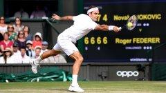 """Топ 50 на """"хотшотите"""" в тениса (видео)"""