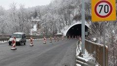 Натоварен трафик по магистрала Хемус