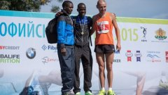 Самуел Демие от Етиопия спечели маратонската дистанция при мъжете