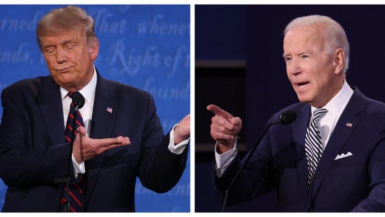 Изборите в САЩ: Как протече изборната нощ