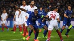 Уес Морган влезе в историята като първия ямаец с гол в Шампионската лига