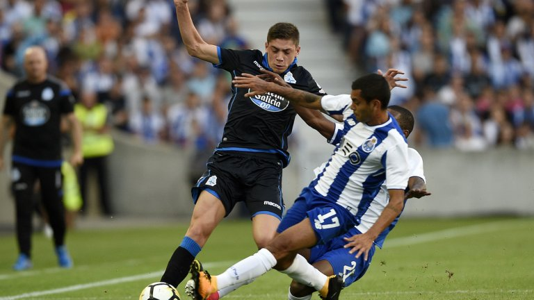"""Феде Валверде (Реал)  Може да сте чули за него през лятото, когато беше обвинен, че е направил расистки жест при празнуване на гол за Уругвай на Световното първенство за младежи. Той се извини за действията си и оттогава продължава да играе за Депортиво Ла Коруня под наем. Халфът вече има три мача и един гол за националния тим на Уругвай при мъжете, а на """"Бернабеу"""" продължават да се надяват, че ще развие способностите си, за да се наложи и при тях."""
