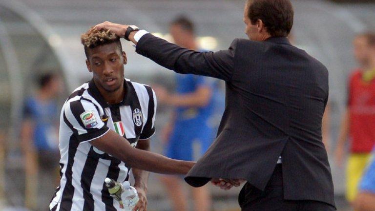 Халф: Кингсли Коман  Също като Адриен Рабио, крилото пристигна от ПСЖ. Това се случи през 2014 г., когато Коман беше само на 18, но Юве забеляза потенциала му и не след дълго му даде възможност да дебютира в Серия А. Французинът не изигра много мачове за Ювентус, но през 2015-а взе титлата, Купата и Суперкупата на Италия. После беше взет под наем от Байерн срещу 7 млн. евро и две години по-късно беше закупен за постоянно от баварците срещу още 21 млн. Така Юве за пореден път отчете солидна печалба.