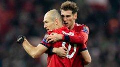 Ариен Робен ще напусне Байерн Мюнхен през лятото