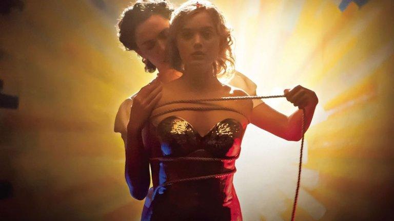 Една от най-любопитните ѝ роли е в по-малкия филм Professor Marston and the Wonder Women, където си партнира с Люк Еванс и Ребека Хол. Филмът разказва истинската история на психолога Уилям Марстън (Евънс), който създава измисления комиксов персонаж Жената чудо. Реалните вдъхновения зад образа са собствената му съпруга Елизабет, младата му студентка, а впоследствие и любовница Олив, както и културата на връзване и садомазохизъм...