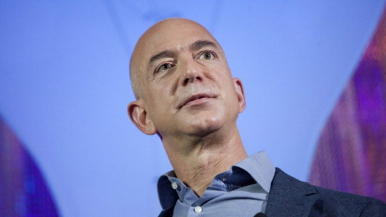 1. Джеф Безос (Amazon) Държава: САЩ Богатство: 131 милиарда долара