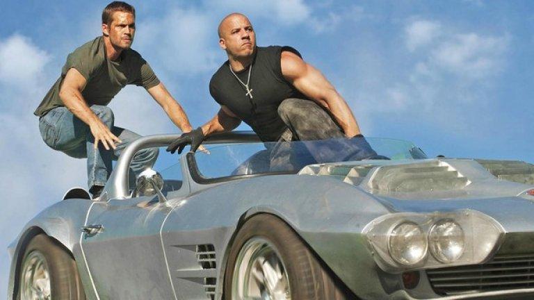 Седмият епизод на франчайза на Вин Дизел и Пол Уокър спечели цели 735,2 млн. долара извън САЩ