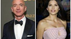 Собственикът на Amazon е бил изнудван с негови голи снимки от американския таблоид National Enquirer